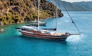 Luxury Gulet Charter Bodrum