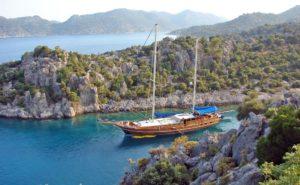 Yacht Charter Yalikavak Bodrum