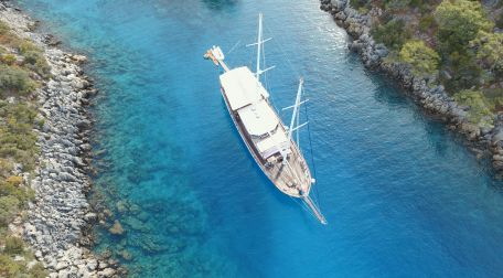 Sailing Gulet Charter