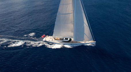 Crewed Sailing Sacht