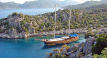 Yacht Charter Yalikavak Bodrum master