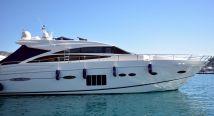 Motor yacht Charter Gocek